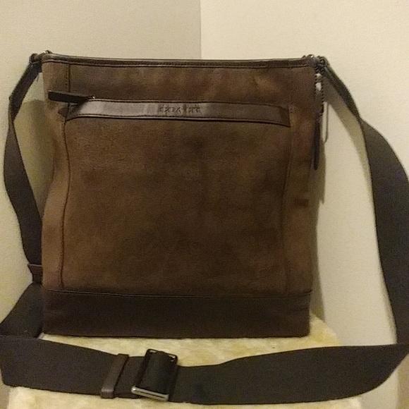 6b3c59b6bc Coach Bags | Camden Leather Tech Crossbody | Poshmark